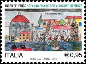 Angeli del Fango - 50° Anniversario dell'alluvione di Firenze