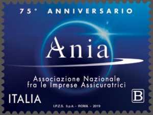 Eccellenze del sistema produttivo ed economico - ANIA  : Associazione Nazionale fra le Imprese Assicuratrici - 75°  Anniversario della costituzione