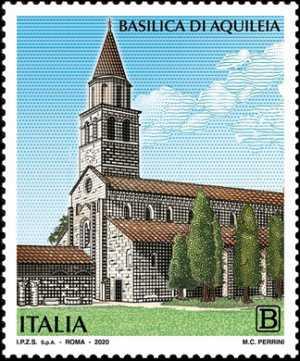 Patrimonio artistico culturale italiano - Basilica di Aquileia