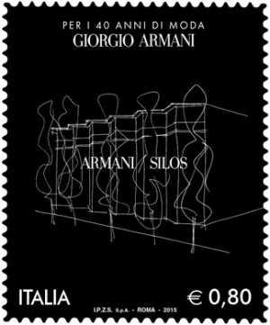 Le eccellenze del sistema produttivo ed economico  - Giorgio Armani S.p.A. - 40° Anniversario della fondazione