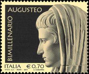 Bimillenario della morte di Augusto Imperatore