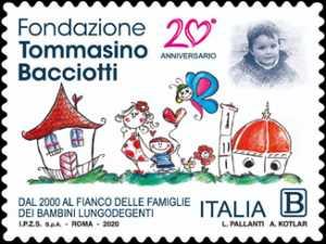 Fondazione Tommasino Bacciotti Onlus - 20° Anniversario della istituzione
