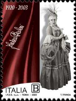 Patrimonio artistico e culturale italiano - Fedora Barbieri - Centenario della nascita