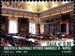 Le eccellenze del  sapere : Biblioteca «Vittorio Emanuele III» di Napoli