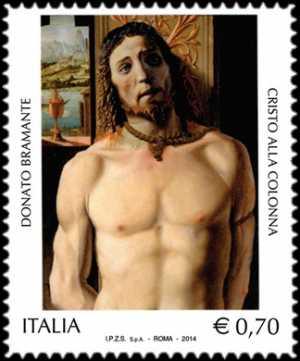 Patrimonio artistico e culturale italiano : 5° Centenario della morte del Bramante