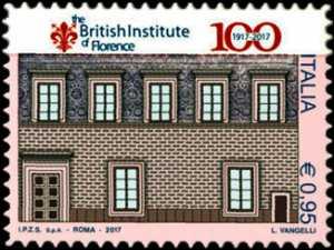 Centenario della istituzione del British Institute of Florence