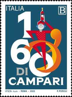 Le eccellenze del sistema produttivo ed economico  - Davide Campari - Milano S.p.A. - 160° Anniversario della fondazione