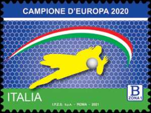 2021 - Calcio - Italia campione d'Europa 2020