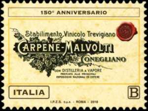 Eccellenze del sistema produttivo ed economico  - Carpenè Malvolti - 150° Anniversario della fondazione