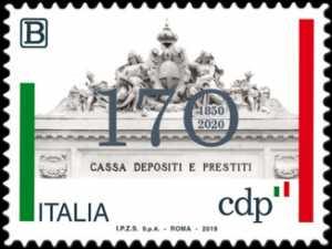 Cassa Depositi e Prestiti - 170° Anniversario della fondazione