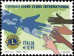 Centenario della fondazione del Lions Clubs International