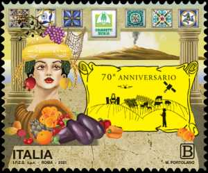 Federazione Nazionale Coldiretti Sicilia : 70° Anniversario della costituzione
