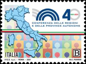 Conferenza delle Regioni e delle Province autonome - 40° Anniversario della fondazione