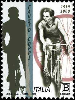 Lo Sport : Centenario della nascita di Fausto Coppi