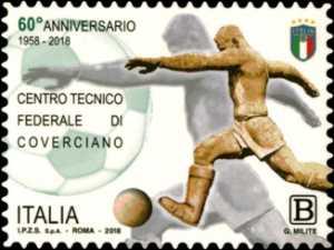 Lo Sport  : Centro Tecnico Federale di Coverciano - 60° Anniversario della fondazione
