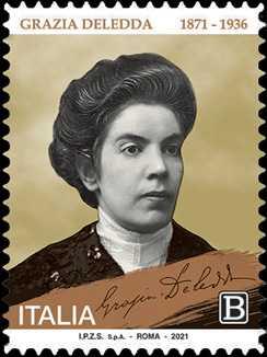 Grazia Deledda : 150° Anniversario della nascita