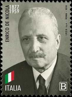 Enrico De Nicola - 60° Anniversario della scomparsa