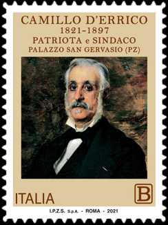 Bicentenario della nascita di Camillo D'Errico