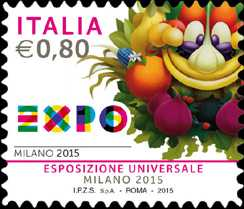 Expo' Milano 2015 - mascotte