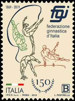 Federazione Ginnastica d'Italia - 150° Anniversario della fondazione