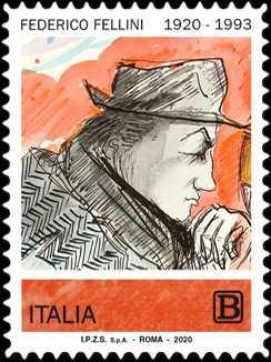 Le Eccellenze italiane dello spettacolo : Federico Fellini - Centenario della nascita
