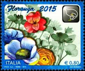 Le eccellenze del sistema produttivo ed economico - Floricoltura italiana - Esposizione fioristica ' Floranga 2015 '