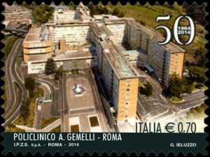 Le eccellenze del  sapere  : 50° Anniversario di attività del Policlinico Gemelli di Roma