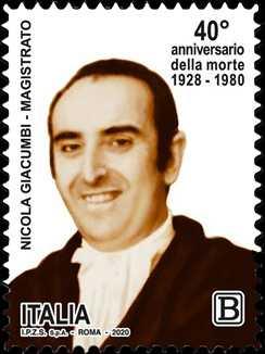 40° Anniversario della morte del magistrato  Nicola Giacumbi