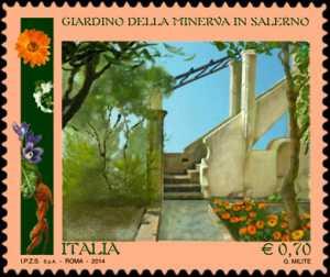 Giardini della Minerva a Salerno