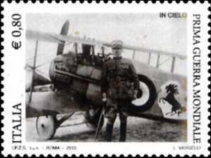 Centenario della Prima Guerra Mondiale - in cielo