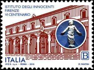 Il senso civico -  Istituto degli Innocenti - VI° Centenario della fondazione