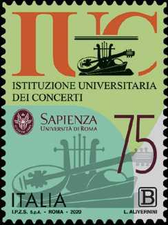 Istituzione Universitaria dei Concerti - Roma - 75° Anniversario della fondazione