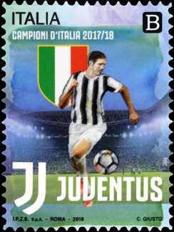 Juventus Campione d'Italia 2017-2018