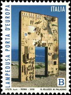 Il senso civico - Lampedusa, porta d'Europa