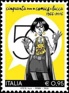 50a  edizione della manifestazione « Lucca Comics »