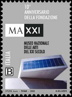 MAXXI - Museo nazionale delle arti del XXI secolo - 10° anniversario della fondazione