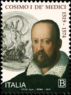 V° Centenario della nascita di Cosimo I de' Medici