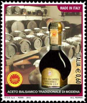 «Made in Italy» - Aceto balsamico tradizionale di Modena
