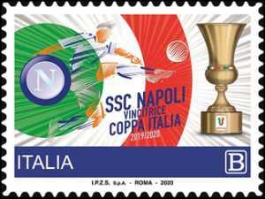 S.S. Napoli Calcio S.p.A. - Vincitrice della Coppa Italia 2020