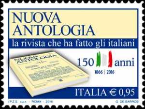 150° Anniversario della fondazione della rivista  « Nuova Antologia »