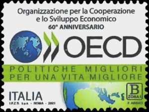 60° Anniversario dell'entrata in vigore del trattato istitutivo dell'Organizzazione per la Cooperazione e lo Sviluppo Economico OCSE