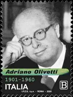 Adriano Olivetti - 60° Anniversario della scomparsa