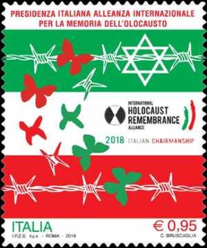 Il senso civico - Presidenza Italiana dell'Alleanza Internazionale per la Memoria dell'Olocausto