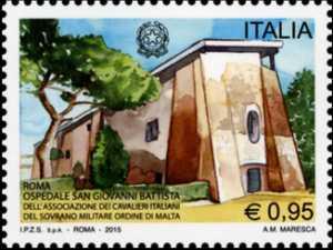 Ospedale San Giovanni Battista a Roma - Il Castello della Magliana