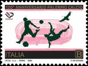Palermo Football Club S.p.A. - 120° Anniversario della fondazione