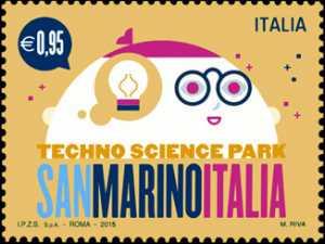 Parco tecnologico scientifico San Marino-Italia