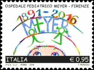 125° Anniversario della inaugurazione dell'Ospedale Pediatrico A. Meyer a Firenze