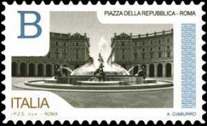 Piazza della Repubblica - Roma