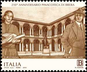 Le Eccellenze del sapere : Pinacoteca di Brera - 210° Anniversario della fondazione