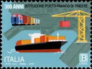 Eccellenze del sistema produttivo ed economico - Porto Franco di Trieste - 3° Centenario della istituzione